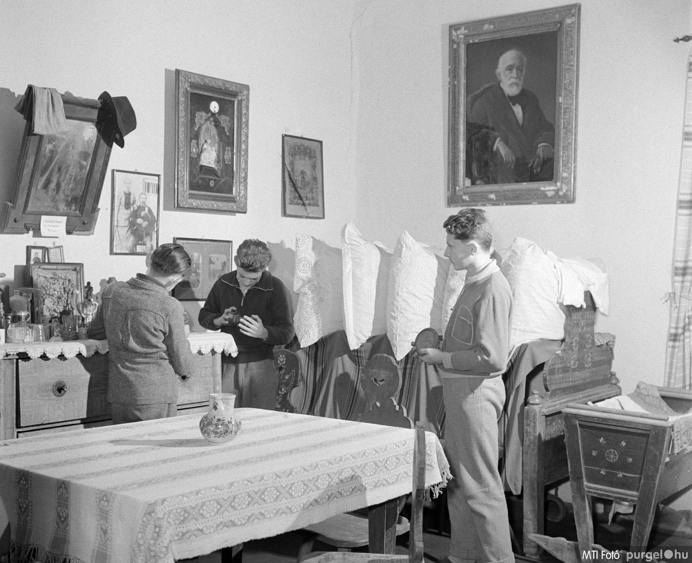 Falumúzeum I. Szegvár, 1962. április 2.